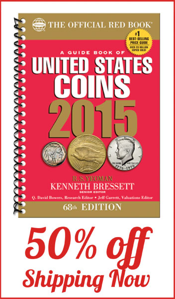 2015 Red Book - Half Off