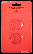 "Air-Tite Coin Capsule Direct Fit ""A26"" Coin Holder for SMALL DOLLARS"