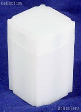 CoinSafe Square Coin Tube for 20 SILVER EAGLES