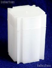 CoinSafe Square Coin Tube for 20 LARGE DOLLARS