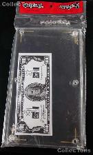 Capital Plastics Large Currency Bill Holder