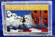 Harris 2x3 Permalock Holder PRESIDENTIAL DOLLAR