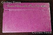1990 U.S. Mint Proof Set OGP Replacement Box and COA