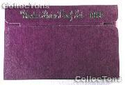 1985 U.S. Mint Proof Set OGP Replacement Box