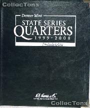 Harris State Series Quarters 1999-2008 P&D Album