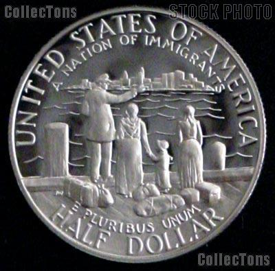 1986-S Statue of Liberty Commemorative Half Dollar Proof Coin