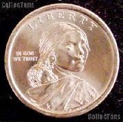 2009-D Native American Dollar BU 2009 Sacagawea Dollar SAC