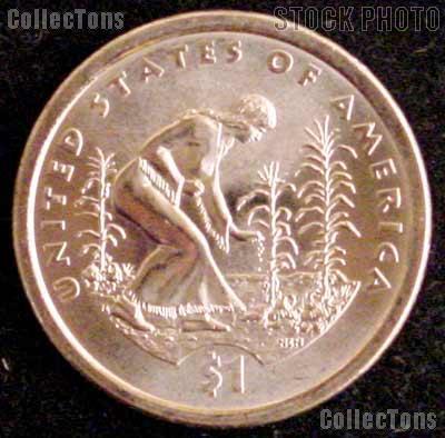 2009-P Native American Dollar BU 2009 Sacagawea Dollar SAC