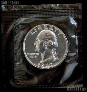 1962 Proof Washington Silver Quarters in Mint Cello