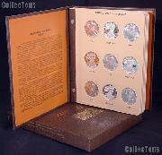 Silver Eagle 21 Year Set of BU, PROOF & BURNISHED American Silver Eagle Dollars 1986 - 2006 w/ Dansco Album & Archival Slipcase