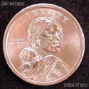 2010-D Native American Dollar BU 2010 Sacagawea Dollar SAC