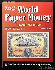 Krause Standard Catalog of World Paper Money Specialized Issues 11th Edition - Paperback