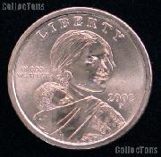 2002-P Sacagawea Dollar BU 2002 Sacagawea SAC Dollar
