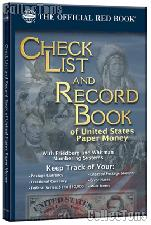 Check List and Record Book of United States Paper Money - Paperback