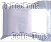 Write On Bags Zip Lock 2x2 Pack of 100 Ziplock Coin Bags