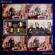 U.S. Mint Proof Sets - Presidential Proof Sets