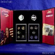 U.S. Mint Proof Sets - Legacy Proof Sets