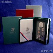 U.S. Mint Proof Sets - Prestige Proof Sets