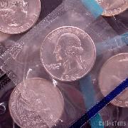 1962 Washington Silver Quarter BU in Mint Cello