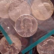 1964 Washington Silver Quarter BU in Mint Cello