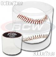 Baseball Tube by BCW for a Single Regulation Baseball