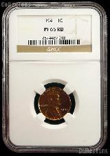 1941 Lincoln Wheat Cent PROOF in NGC PF 65 RD