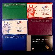U.S. Mint Proof Sets - OGP Replacement Packaging