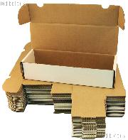Trading Card Storage Box by BCW 660 Count Cardboard Storage Box