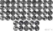 2010-2013 National Park Quarters Complete Set P & D & S Uncirculated (50 Coins)