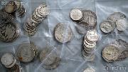 90% U.S. Silver Coins - Pre 1965 - $1 Face Value Lots