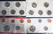 1999 Mint Set - All Original 18 Coin U.S. Mint Uncirculated Set
