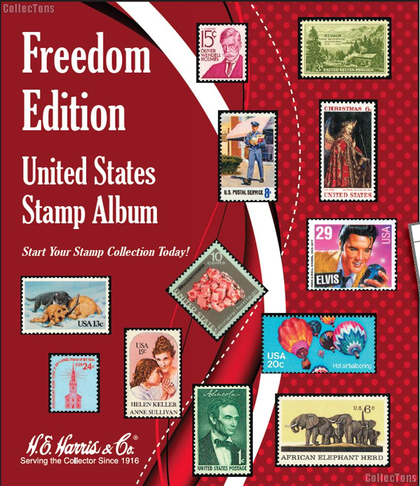 Stamp Collecting Supplies : Stamp Albums, page 1