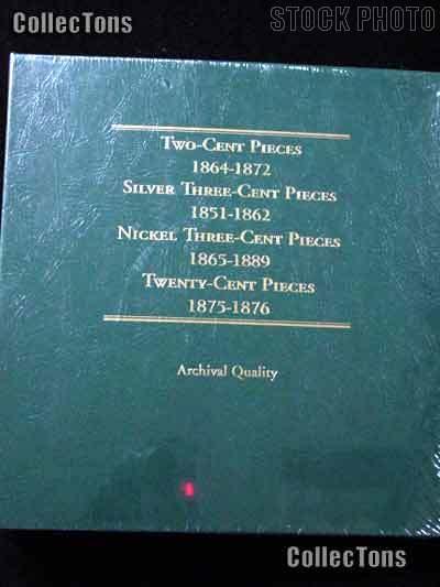 Littleton Two, Three & Twenty Cent Piece Album LCA40