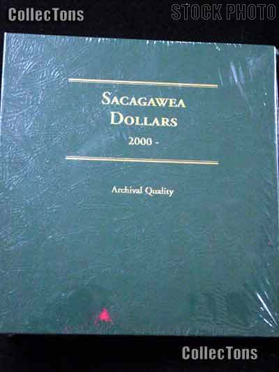 Littleton Sacagawea Dollars 2000-Date Album LCA59