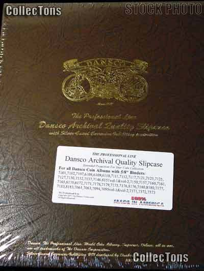"Dansco Archival Sleeve Slipcase for 5/8"" Binder Albums"