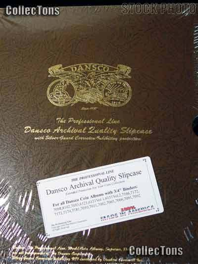 "Dansco Archival Sleeve Slipcase for 3/4"" Binder Albums"