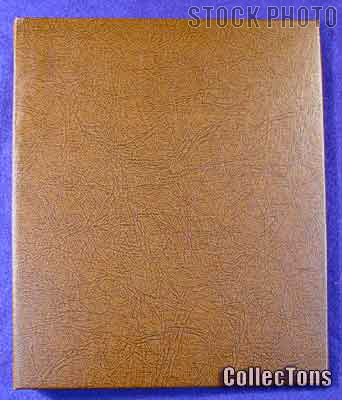 "Dansco 1""  Blank Binder Album for 5-6 Pages"