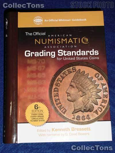 ANA Grading Standards for United States Coins - Hard