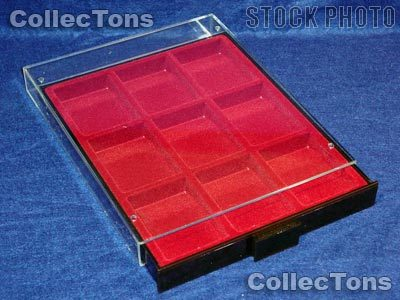 Lighthouse Coin Case for U.S. Slabs MB XL 9 USK