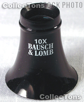 Bausch & Lomb Hastings 10X Watchmaker's Loupe Magnifier