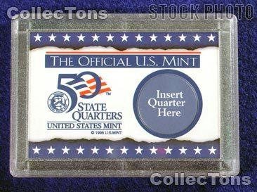 Harris 2x3 Permalock US Mint Holder STATE QUARTER