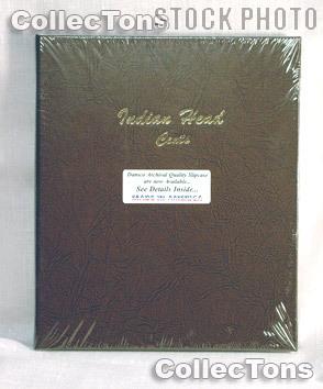 Dansco Indian Head Cents Album #7101