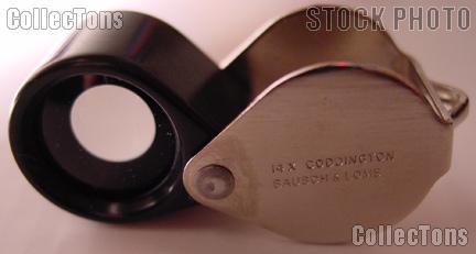 Bausch & Lomb Coddington 14X Loupe Magnifier