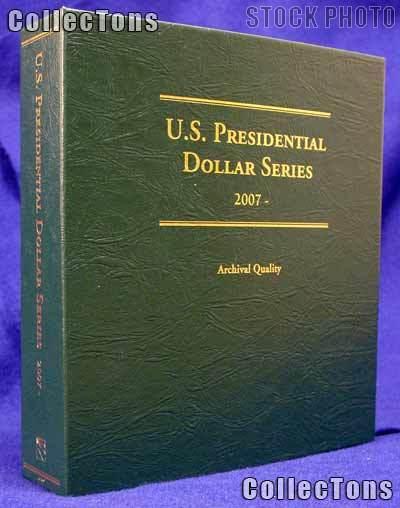 Littleton Presidential Dollars P&D Album LCA69
