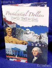 Whitman Presidential Dollar P&D Folder Vol. 1 #2279