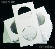 25 2.5x2.5 Self-Adhesive Cardboards for SILVER EAGLES