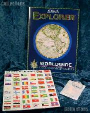 Harris Worldwide Stamp Collecting Kit Explorer 4HRS1
