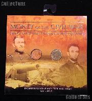 Whitman Money of the Civil War Replica Coin Set #2