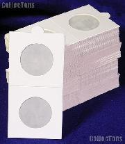 100 Lighthouse 2x2 Self-Adhesive Holders SMALL DOLLARS (30mm)
