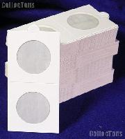 100 Lighthouse 2x2 Self-Adhesive Holders 32.5mm Coins